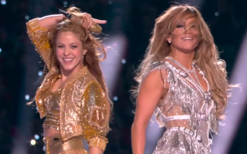 Shakira e J-Lo superam audiência do Super Bowl 2019; confira números