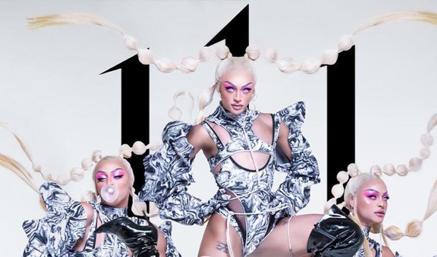 """POP EMERGENCY! Pabllo Vittar, anuncia lançamento de """"111"""" para hoje; confira o horário"""