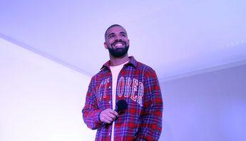 Drake alcança Glee em número de entradas na Billboard Hot 100