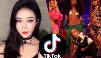 Uma das mais famosas TikTokers da Coreia posta vídeo fazendo o #CombatchyChallenge; assista