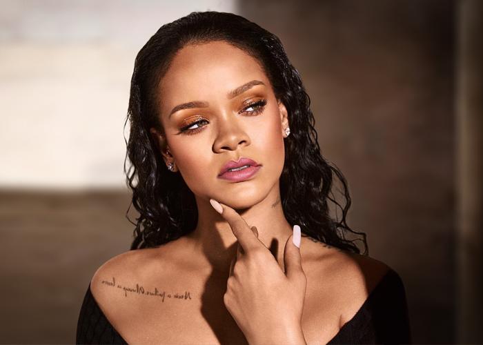 Segundo fontes, Rihanna teria confirmado, no British Fashion Awards, que irá lançar o R9 em 2020
