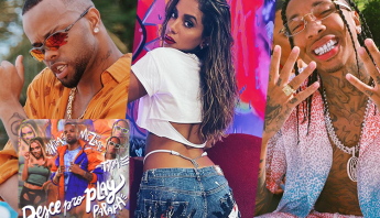 "MC Zaac, Anitta e Tyga se juntam no single ""Desce pro Play""; ouça"