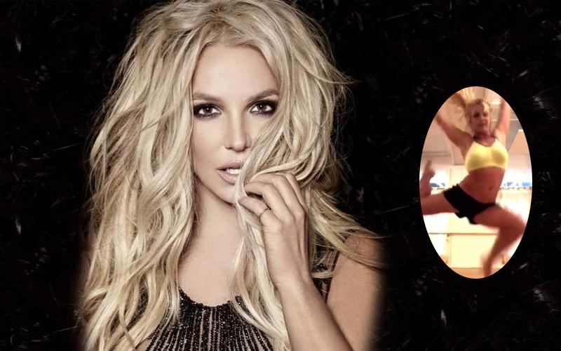 Britney Spears compartilha vídeo do momento exato em que quebra o osso do pé; assista