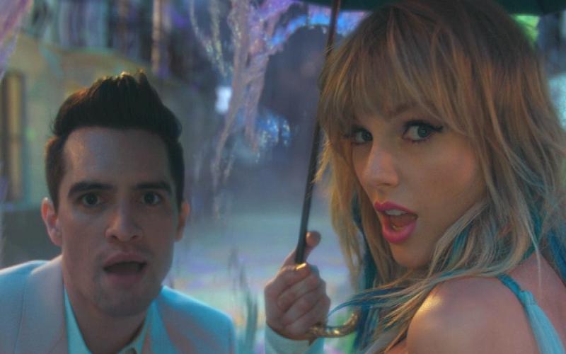 """Há um ano, Taylor Swift iniciava a era """"Lover"""" com lançamento do single """"ME!"""""""