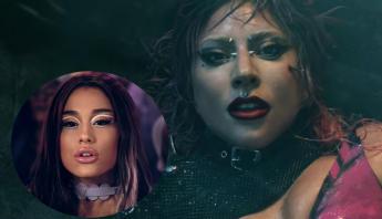 """Previsões iniciais já apontam o topo do UK Charts para Lady Gaga e Ariana Grande com """"Rain On Me"""""""