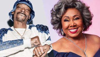 Snoop Dogg publica vídeo ouvindo sucesso de Alcione