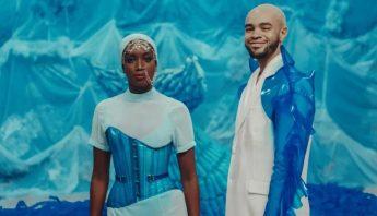 """Como parte da campanha da ONU, Iza e Maejor lançam o clipe de """"Let Me Be The One""""; assista"""