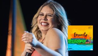 """Marília Mendonça lança mais uma faixa do projeto """"Todos os Cantos""""; ouça """"Graveto"""""""