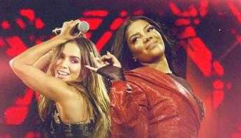 """Após ser citada em programa da Anitta, Ludmilla responde: """"chega de aguentar calada"""""""