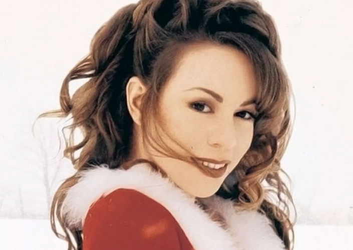 """""""All I Want For Christmas Is You"""" decola no Spotify global e deverá chegar ao top 20 da Hot 100"""