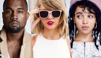 Taylor Swift, Kanye West, FKA Twigs e mais: os álbuns da década pela Bandwagon