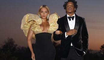 Poderosos: Beyoncé e Jay-Z levam seu próprio champagne ao Globo de Ouro 2020