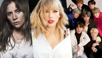 Taylor Swift, Lady Gaga, BTS e mais: saiba quais são os álbuns mais vendidos no mundo em 2019