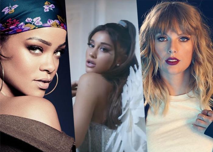 Spotify divulga as artistas femininas mais reproduzidas desta década; confira