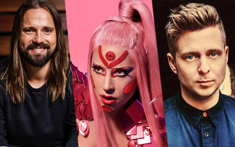 """Além de BloodPop, Lady Gaga trabalhou com Max Martin e Ryan Tedder no álbum """"Chromatica"""""""