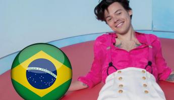 Harry Styles anuncia shows no Brasil em 2020; confira