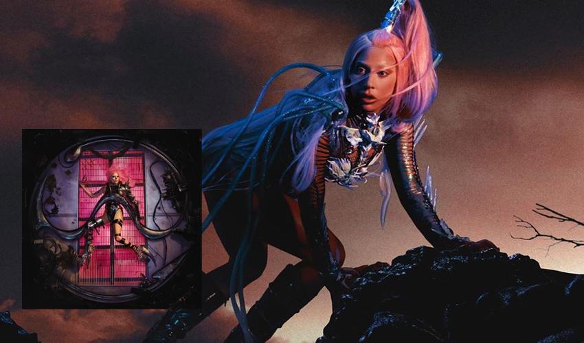 """POP EMERGENCY!!! Lady Gaga finalmente anuncia a data de lançamento do """"Chromatica"""""""