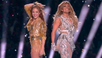 Super Bowl de Shakira e Jennifer Lopez recebe quatro indicações ao Emmy 2020; confira