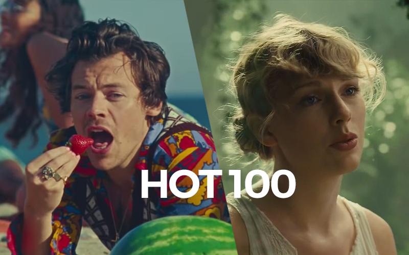 """Em previsões iniciais, Harry Styles dispara e pode ter novo pico com """"Watermelon Sugar"""" na Hot 100"""