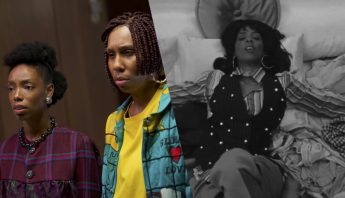 "Hulu libera primeiro trailer do filme de terror ""Bad Hair"" com Kelly Rowland e Laverne Cox; assista"