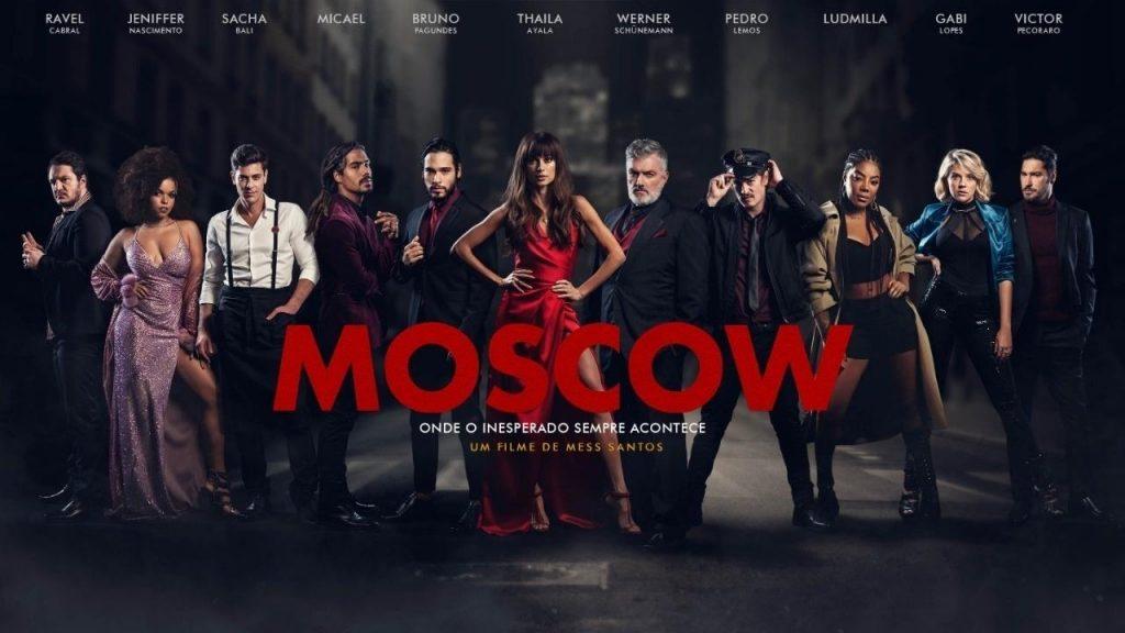 """ATRIZ! Ludmilla está no elenco do longa-metragem """"Moscow"""", dirigido por Mess Santos"""
