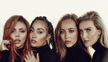 Sendo a gilrband mais ouvida na história do Spotify, Little Mix celebra nove anos de carreira