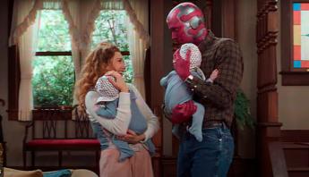 """Assista ao primeiro trailer de """"WandaVision"""" nova serie da Marvel para a Disney+"""
