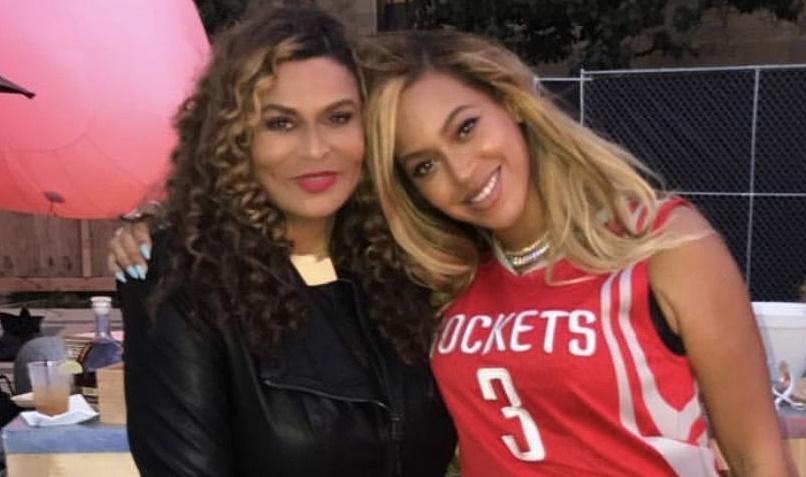 Tina Knowles, mãe de Beyoncé conta de onde veio o nome da filha