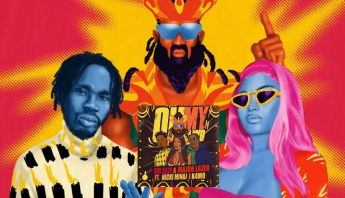 "Mr Eazi, Major Lazer, Nicki Minaj e K4mo se unem no single ""Oh My Gawd""; ouça"