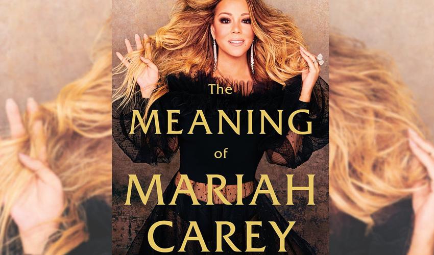 Marcado para sair fim do mês, livro de memórias de Mariah Carey ganha mais detalhes