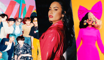 Billboard Music Awards confirma performances de Demi Lovato, Bts e Sia; confira
