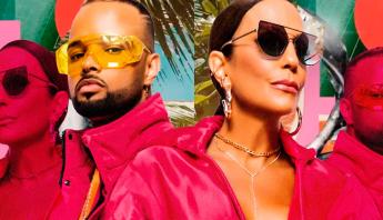 De surpresa, Ivete Sangalo lança parceria inédita com MC Zaac, ouça agora
