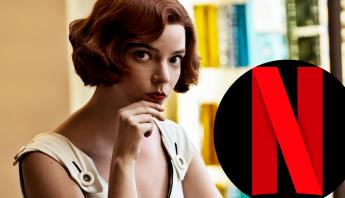 """""""O Gambito da Rainha"""" quebra recorde e se torna a minissérie mais assistida da história da Netflix"""