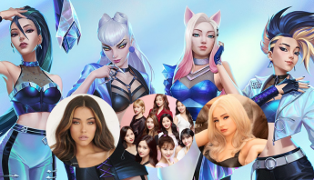 "Com Kim Petras, Madison Beer, Twice e mais, K/DA lança o EP ""All Out""; ouça"