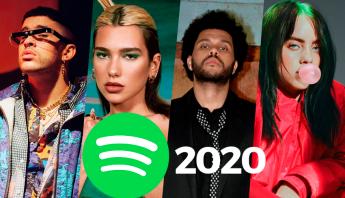 Spotify divulga dados oficiais dos artistas, álbuns e canções mais ouvidas de 2020; confira a lista completa