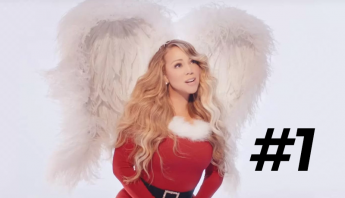 "É dela! Com ""All I Want For Christmas Is You"", Mariah Carey alcança o topo da Billboard Hot 100 pelo segundo ano consecutivo"