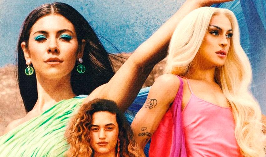 """VEIO! Marina anuncia colaboração com Pabllo Vittar em remix de """"Man's World"""""""
