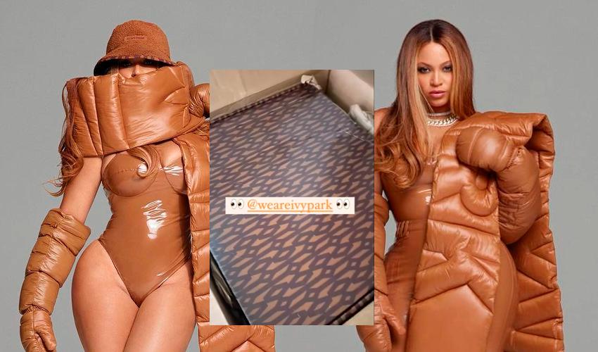 Influencers e amigos de Beyoncé recebem caixa surpresa da nova coleção da cantora com a Adidas; confira
