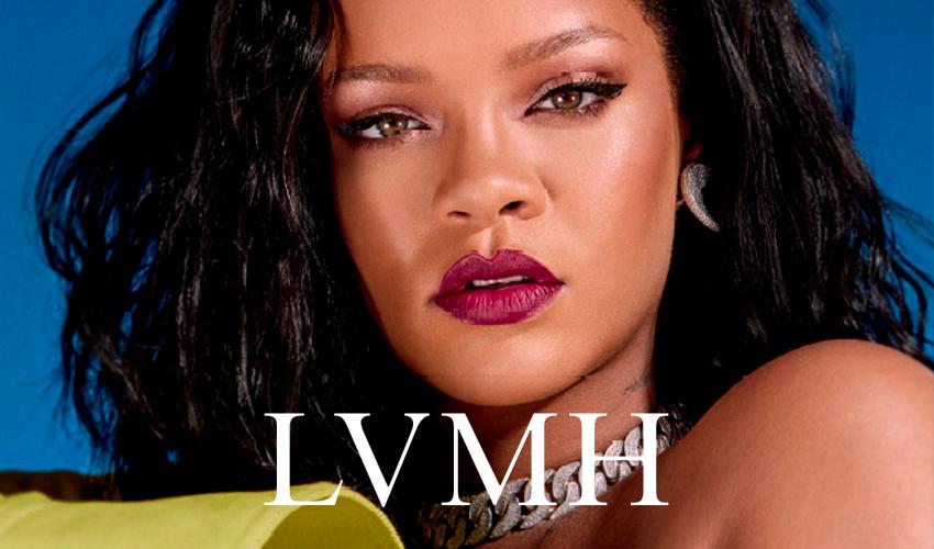 Rihanna encerra colaboração da Fenty, grife de moda da cantora com a poderosa LVMH