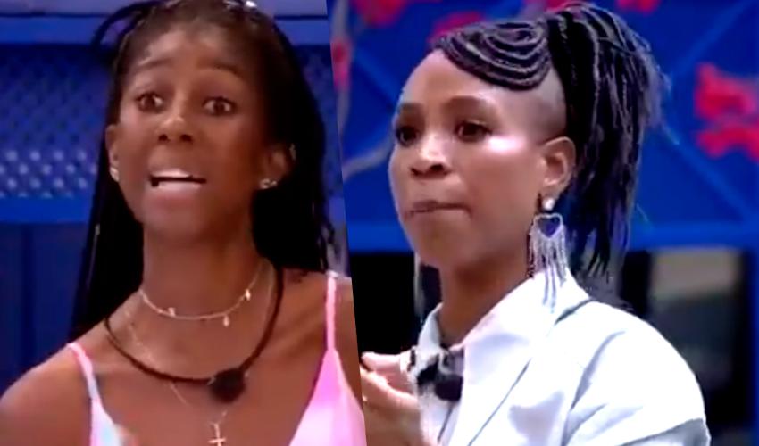 #BBB21: após se desentender com Gilberto, Karol Conka briga com Camilla de Lucas