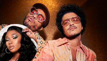 Megan The Stallion pode ser colaboração surpresa em single de Bruno Mars com Anderson .Paak