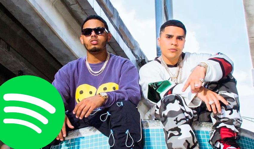 """Myke Towers, aquele de """"Me Gusta"""", consegue seu primeiro top 5 no Spotify WW com """"Bandido"""""""