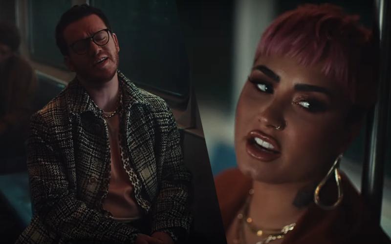 """Sam Fischer e Demi Lovato lançam clipe da tocante """"What Other People Say""""; assista"""