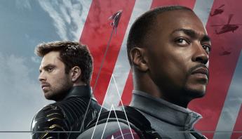 """Marvel divulga novo pôster e trailer completo de """"Falcão e o Soldado Invernal""""; confira"""