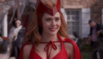"""Após o quinto episódio, """"WandaVision"""" se torna a série mais assistida no mundo"""
