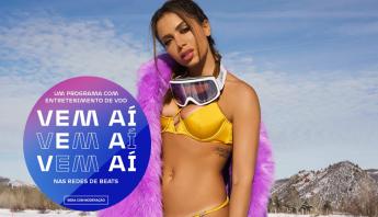 OFICIAL: Em parceria com a Beats, reality show de Anitta é confirmado