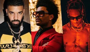 ACABOU PRA TODO MUNDO! Novo single de Drake deve trazer Travis Scott e The Weeknd