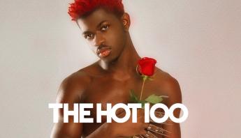 """O #1 VEM? Após lançar versão """"satânica"""" de """"MONTERO:Call Me By Your Name"""", Lil Nas X briga pelo topo da Hot 100"""