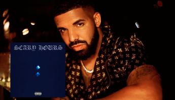 """Drake estreia seu novo EP com colaborações de Rick Ross e Lil Baby, """"Scary Hours 2"""""""