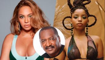 """Pai de Beyoncé se irrita após comparações com Chloe Bailey: """"em questão de talento, essa comparação é idiota"""""""